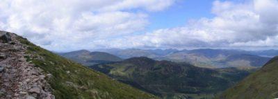 Randonnées pédestres en Ecosse, Ben Nevis et Highlands