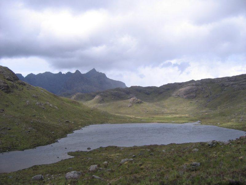 Randonnée Loch Coruisk