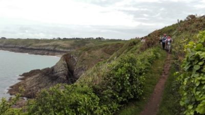 Sentier de littoral du cottentin