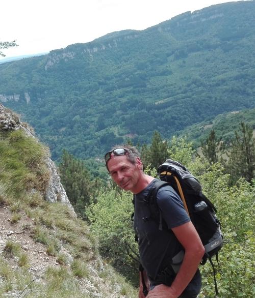 Thierry Ballay, Accompagnateur en Montagne