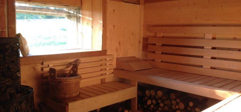 Hébergement sauna Randonnée en raquettes dans le Jura