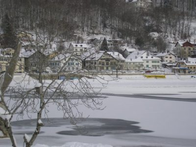 Rando raquette Jura le Pont